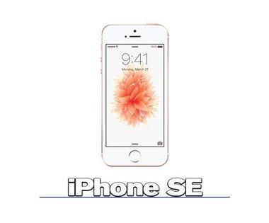 Geschikt voor iPhone SE