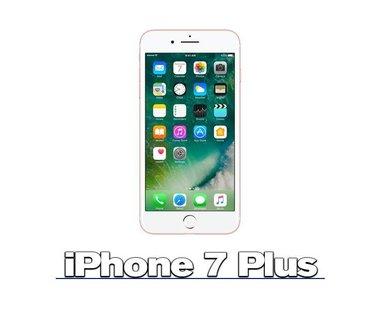 Geschikt voor iPhone 7 Plus