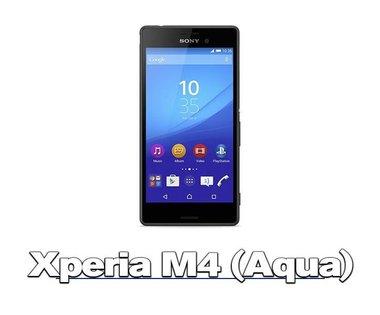Xperia M4 (Aqua)