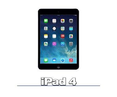 Geschikt voor iPad 4