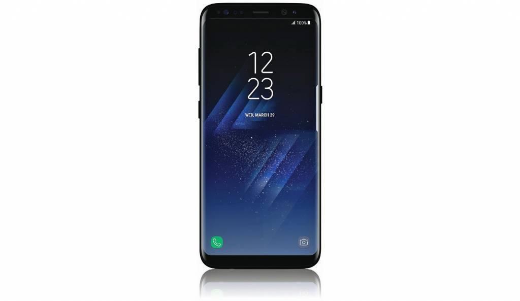 Samsung galaxy S8 64 G Zwart