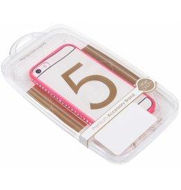 iPhone 5 / 5C / 5S / SE H.Q. Hard Case with Diamond