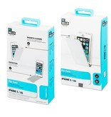 BeHello iPhone 5/5S/SE Flip Case White