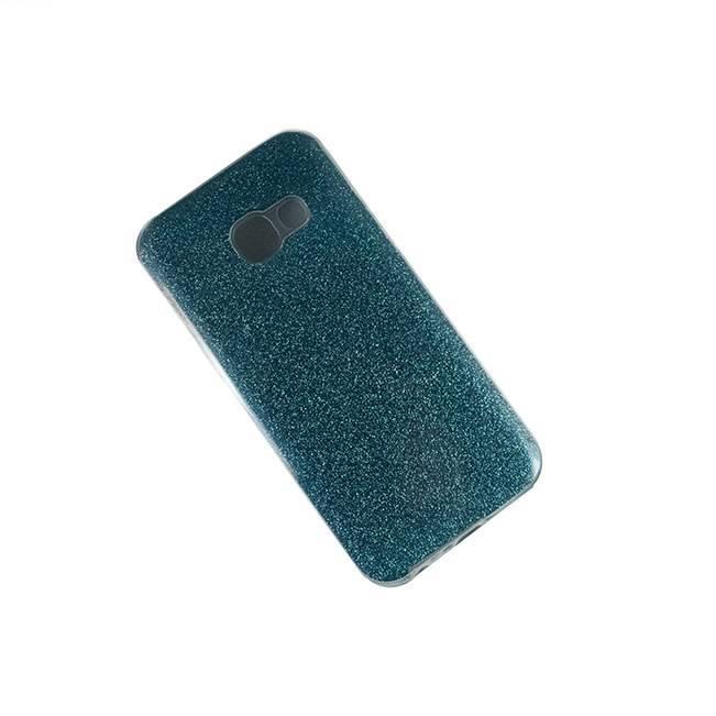 Galaxy A3 (2017) TPU glitter blue
