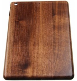 iPad Air Wood Hard Case Dark-Brown
