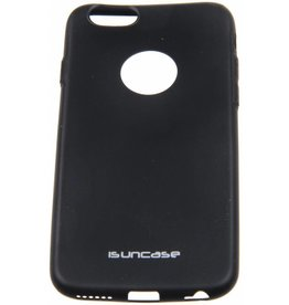 iPhone 6 / 6S Smart Smiley TPU Case Logo Circle Black