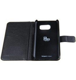 BeHello Samsung Galaxy S7 Wallet Case Black