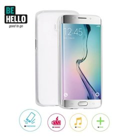 BeHello Samsung Galaxy S7 Edge ThinGel Case Transparent