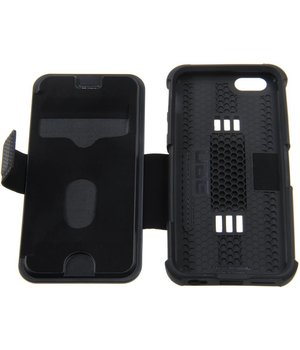 iPhone 6/6S UAG Urban Armor Gear Flip Case Black