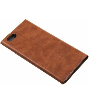 iPhone 6/6S Joyroom Book Case Brown