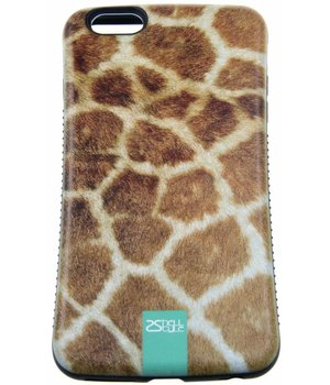 iPhone 6 Plus/6S Plus Hard Case (Giraf Print)