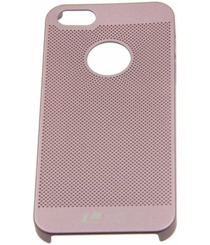 iPhone 5 / 5S / SE Smart Smiley Hard Back Case Tiny Holes