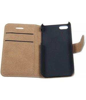 iPhone 5/5S/SE Book Case White