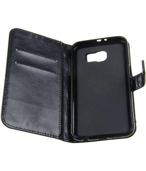 Samsung Galaxy S6 Book Case Black