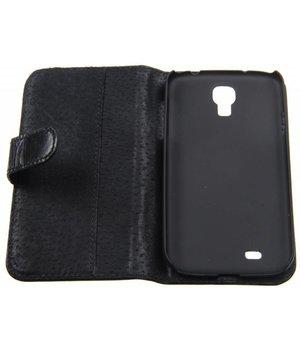 Samsung Galaxy S4 Valenta Classic Book Case Black