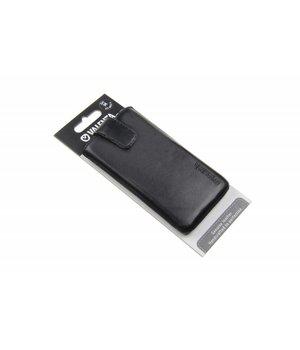 Valenta Pocket Lucca Case Size M Black