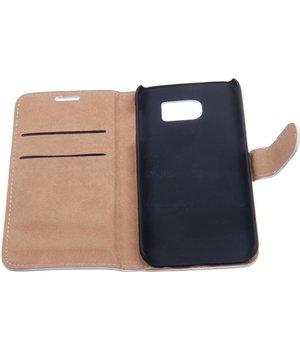 Samsung Galaxy S6 MJoy Wallet Case White