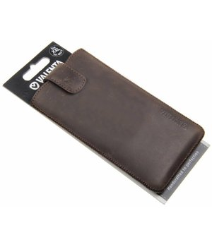 Valenta Pocket Lucca Case Size XXL Brown