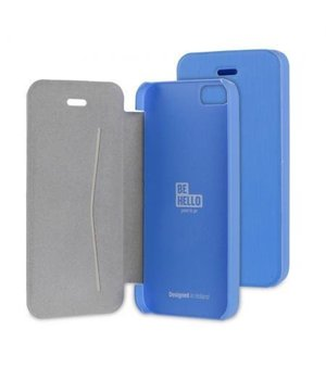 BeHello Samsung Galaxy S6 Edge Book Case White