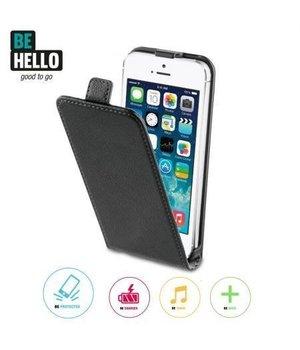 BeHello Iphone 7 Plus/6S Plus/6 Plus Clear Rugged Case Transparent
