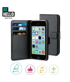 BeHello Samsung Galaxy S6 Flip Case White