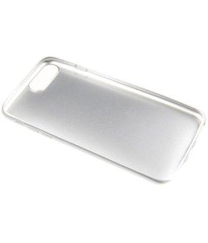 BeHello iPhone 7 Plus/6S Plus/6 Plus Soft Touch Gel Case Silver