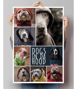 Poster Honden Hoodies