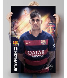Poster Neymar Barcelona