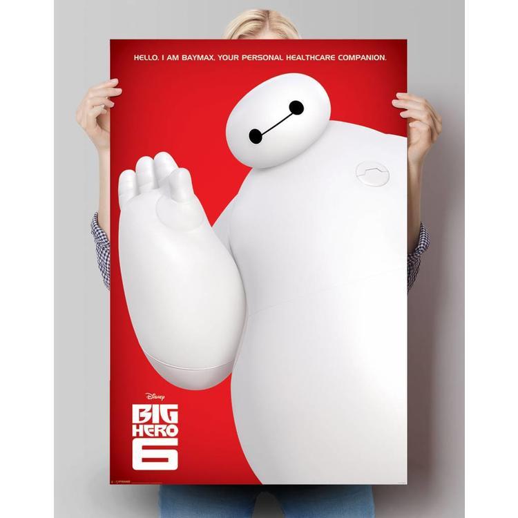 Big Hero 6 Baymax  - Poster 61 x 91.5 cm