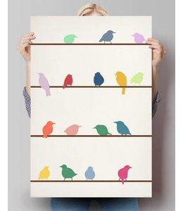 Poster Vogels