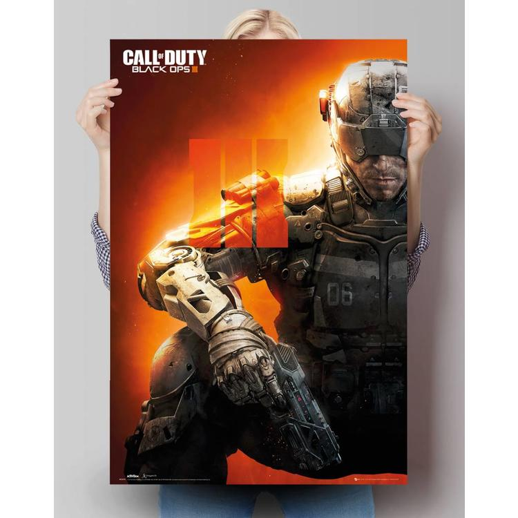 COD Black Ops 3  - Poster 61 x 91.5 cm