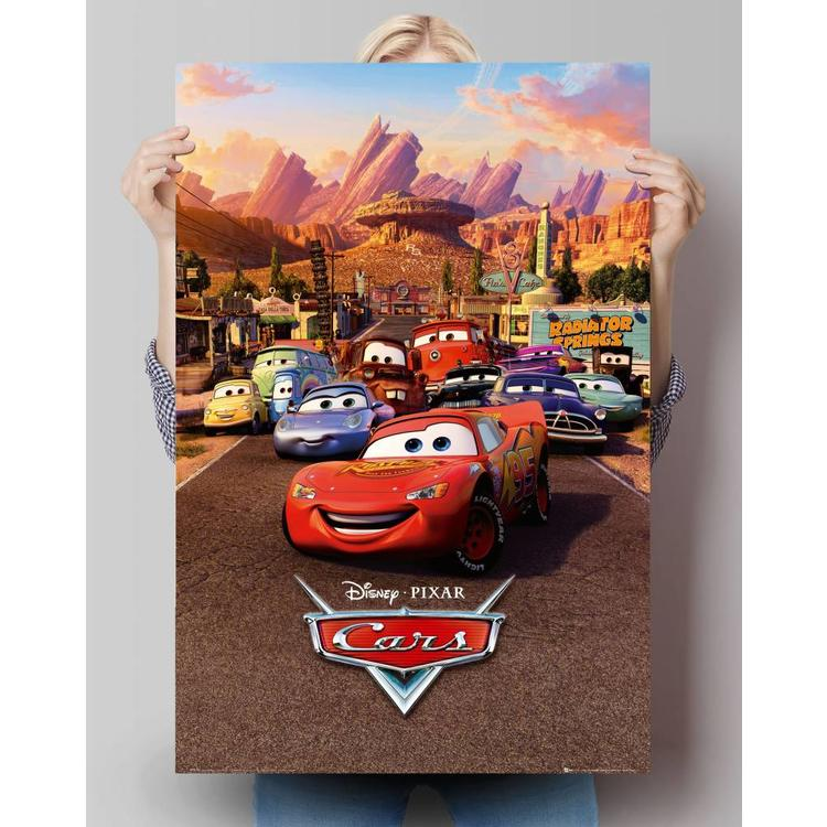 Cars  - Poster 61 x 91.5 cm