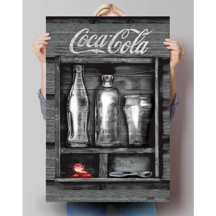 Coca-Cola krat  - Poster 61 x 91.5 cm