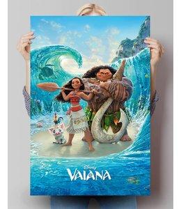Poster Disney Vaiana zee