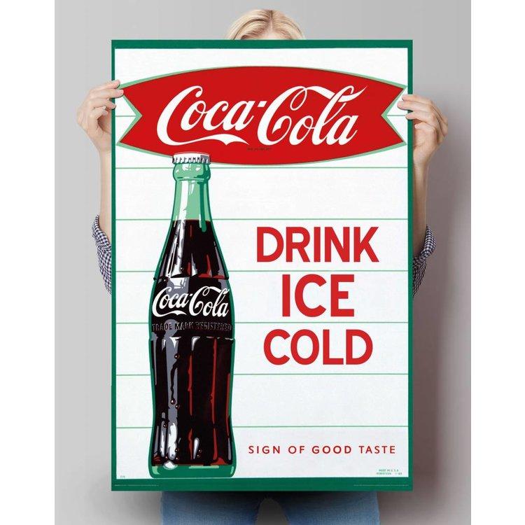 Coca-Cola - drink it…  - Poster 61 x 91.5 cm
