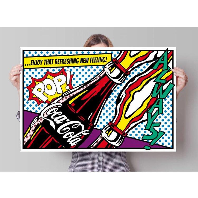 Coca-Cola Popart Pop!  - Poster 91.5 x 61 cm