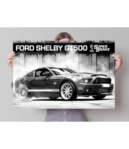 Poster Ford Shelby - GT500 supersnake