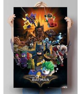 Poster Lego Batman