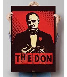 Poster The Godfather - the Don