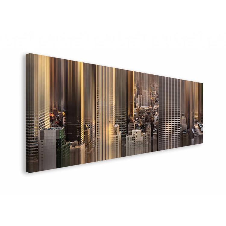New York  - Schilderij 150 x 57 cm