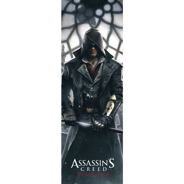 Assassin's Creed Syndicate  - Poster 53 x 158 cm