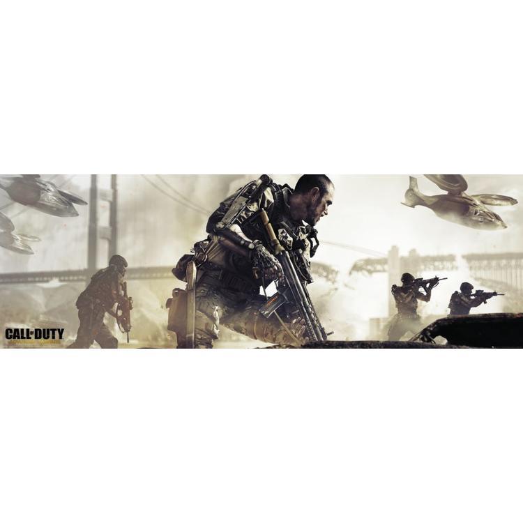 Call of Duty Advanced Warfare  - Poster 158 x 53 cm