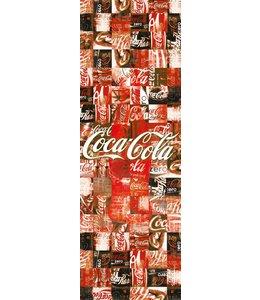 Poster Coca-Cola patchwork