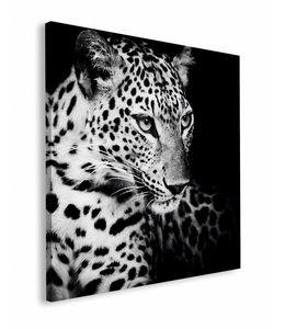 Schilderij Luipaard