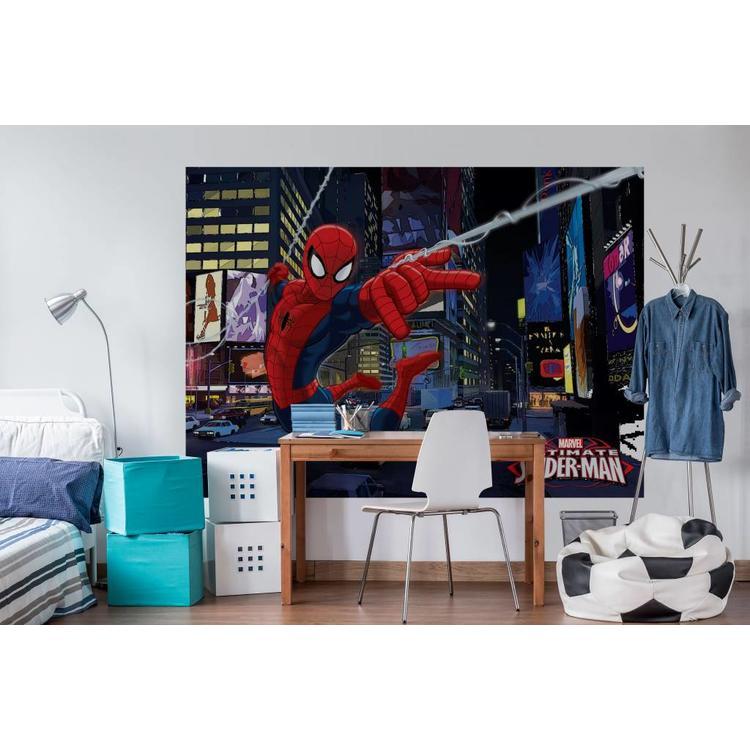 Spider-Man  - Fotobehang 254 x 184 cm