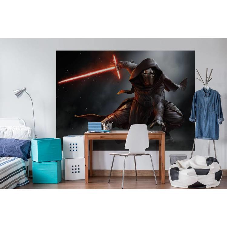 Star Wars Kylo Ren  - Fotobehang 254 x 184 cm