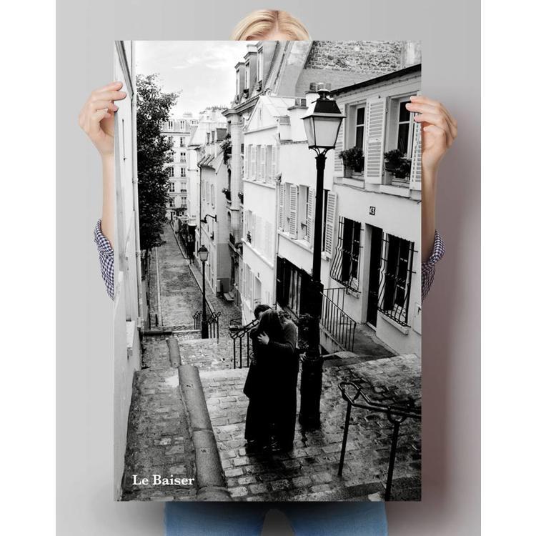 De kus  - Poster 61 x 91.5 cm