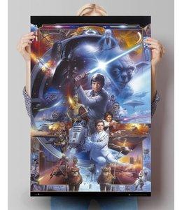 Poster Star Wars 30-jarig jubileum