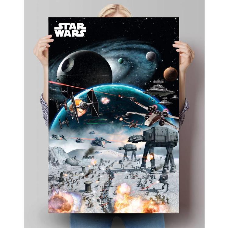 Star Wars  - Poster 61 x 91.5 cm