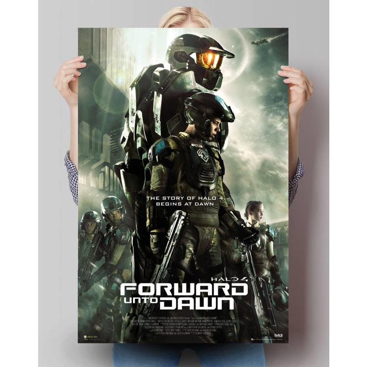 Halo 4  - Poster 61 x 91.5 cm